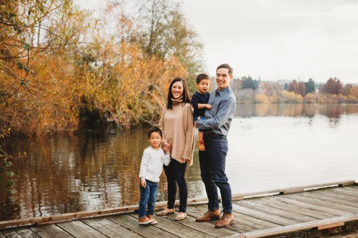greenlake family photos seattle