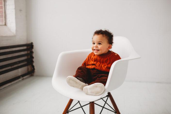 studio baby photos seattle photography
