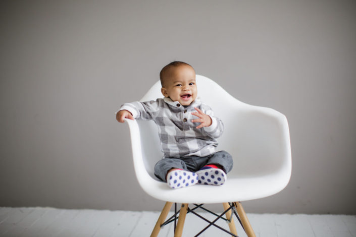 seattle studio baby portraits