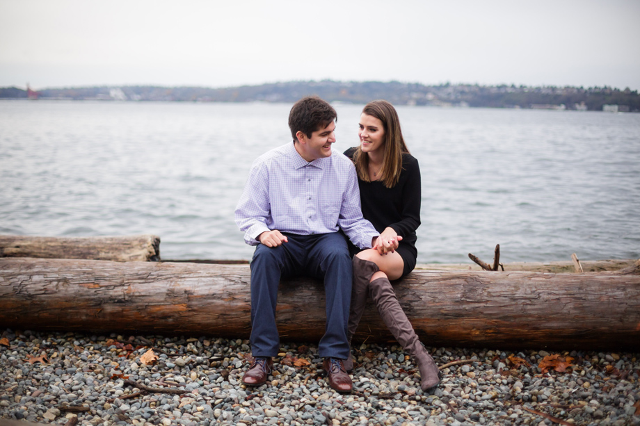 Maureen + Dave / Seattle Engagement Photographer