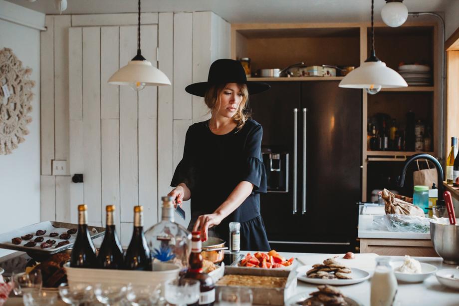 "Social Creative ""Art of Salt"" | Seattle Food Photographer"