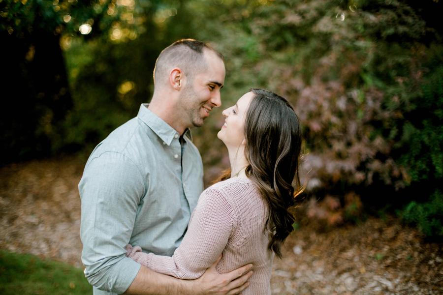 Seattle Engagement Session | Arboretum