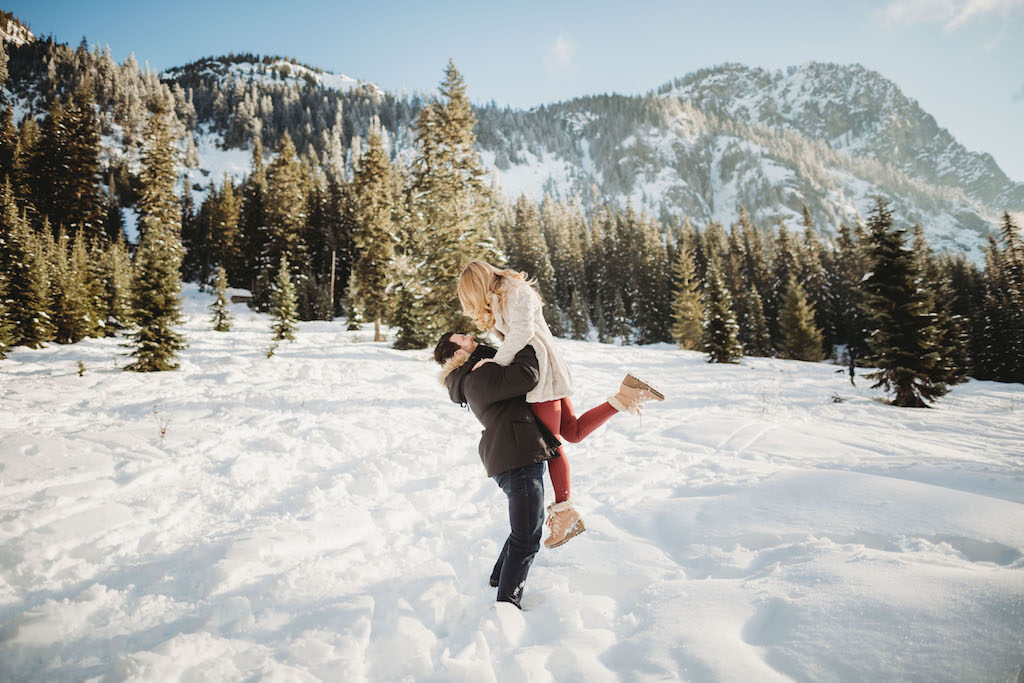seattle snow photographer