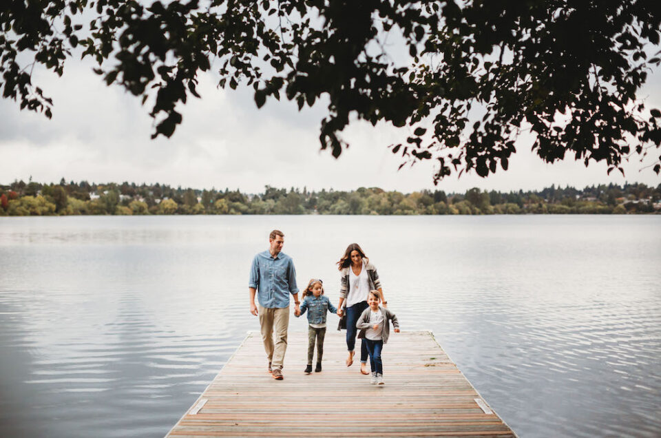 Greenlake Shoot / Seattle Family Photography