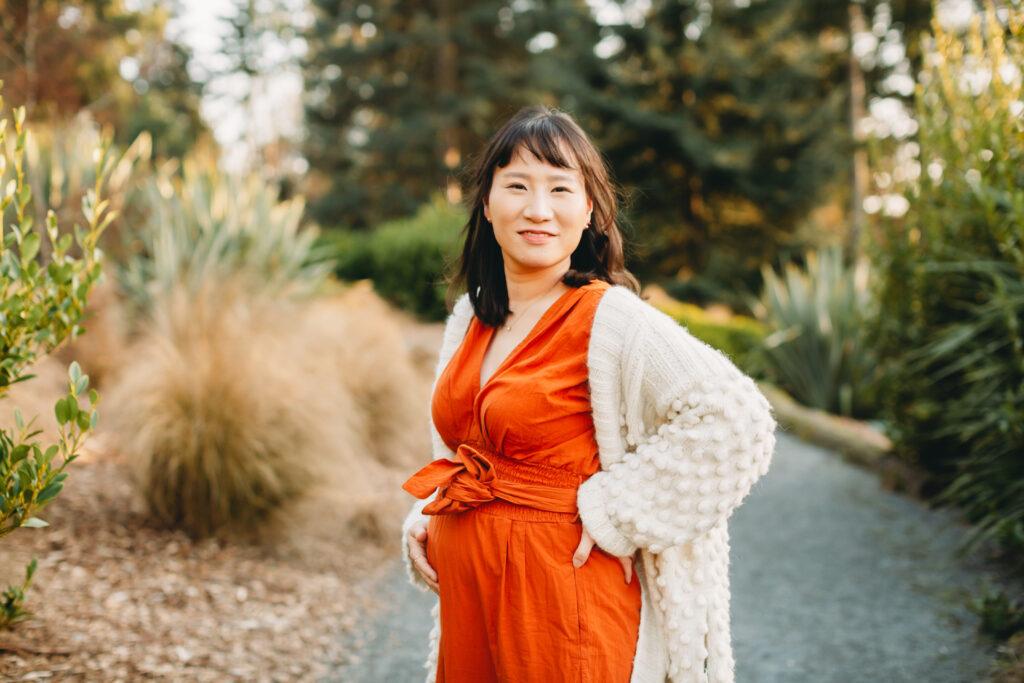 seattle maternity and newborn photographer